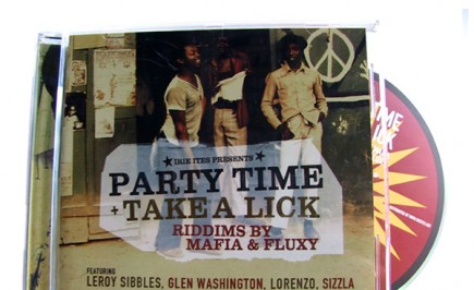 Partytime-cd